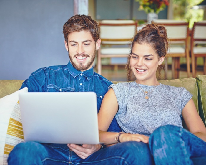 Get online fast with Home Wireless Broadband