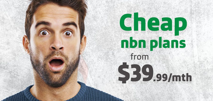 Cheap NBN Plans
